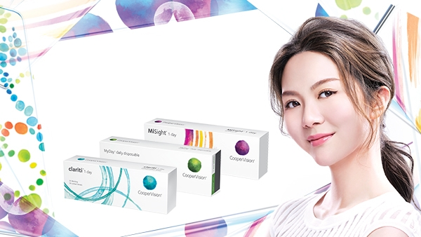 Now If you purchase 2 or 6 boxes of contact lenses, you can enjoy $50 or $150 cash discount respectively.*